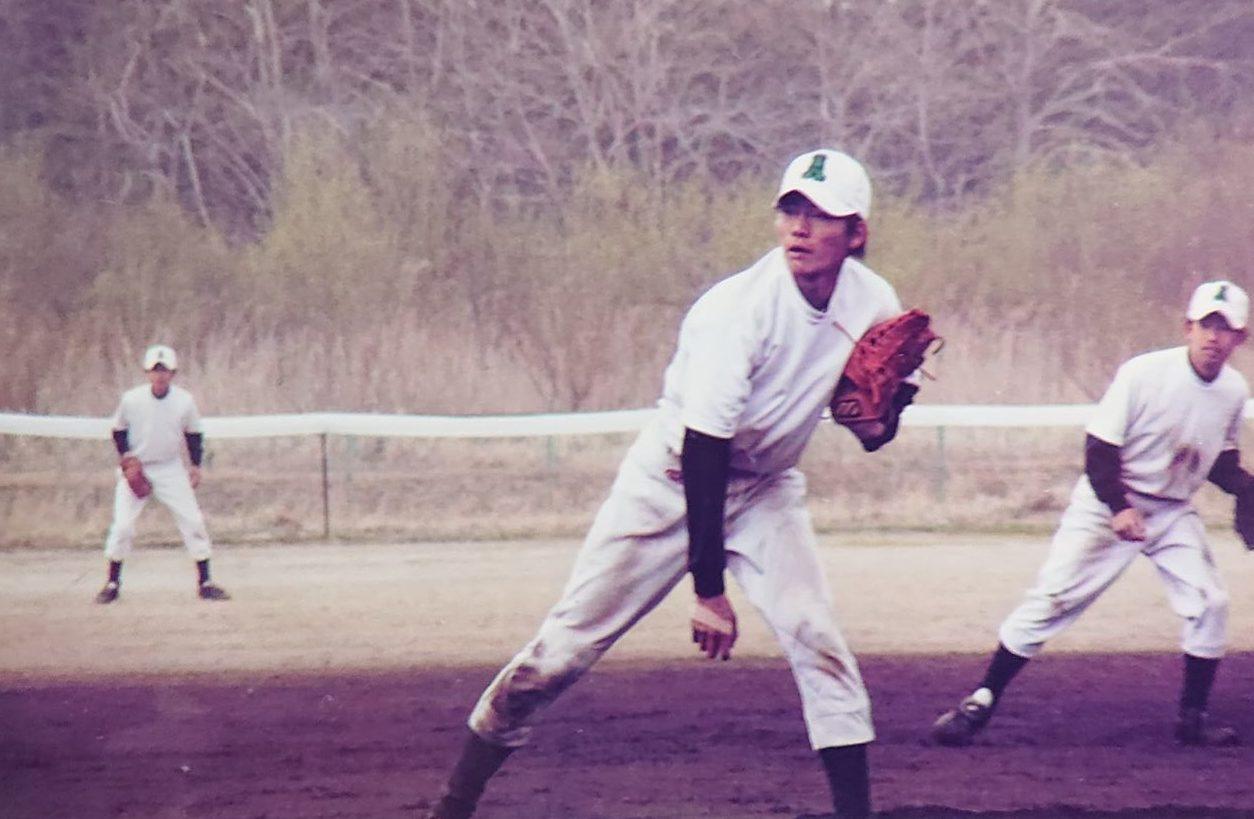 野球でもプロ入りを嘱望されるほどの逸材だった飯田
